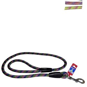 Fekrix Colorful Nylon Rope Leash For Pets 8 mm 48 Inch