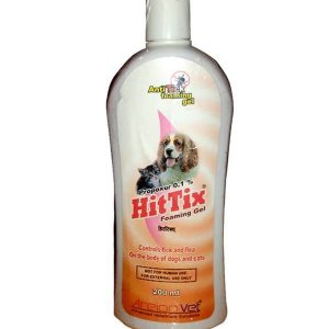 Areionvet HitTix Anti Tick Foaming Gel 200ml