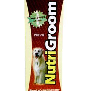 Areionvet NutriGroom Pure Salmon Oil 200ml