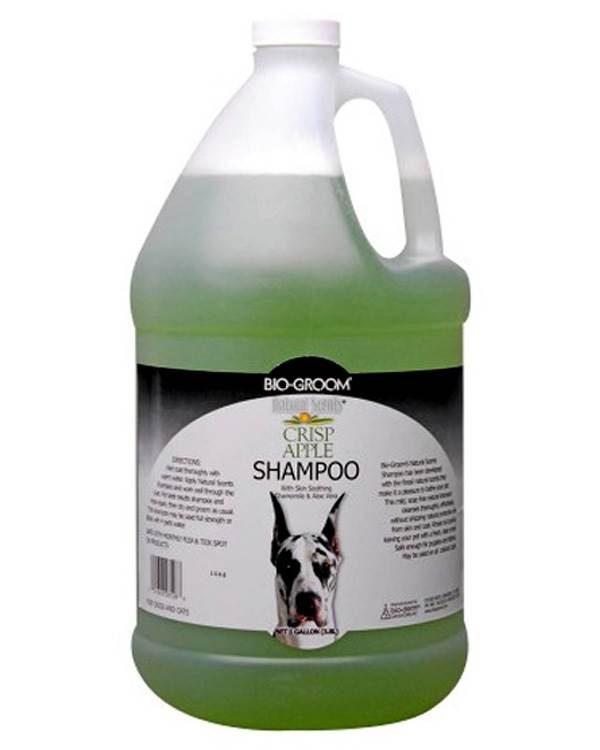 Bio Groom Crisp Apple Shampoo 3 8 Ltr Plushytails