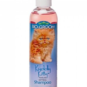 Bio-Groom Kuddly-Kitty Tearless Kitten Shampoo 235 ml