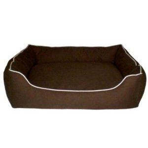 Dog Gone Smart Lounger Brown Bed 32 x 28
