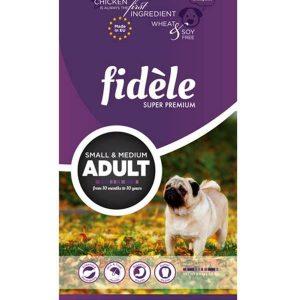 Fidele Adult Dog Food Small and Medium Breed - 15 kg