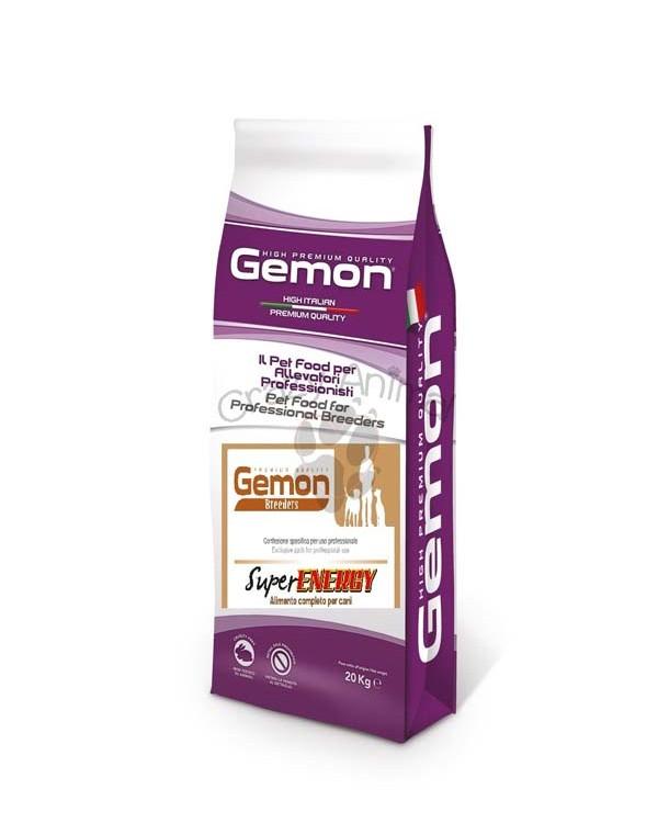 Gemon Super Energy 20 Kg For Dog Plushytails