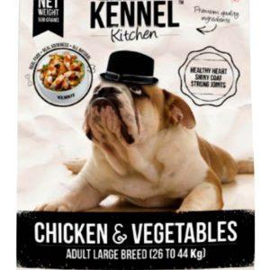 Kennel Kitchen Adult Breed Chicken and Veg 500g