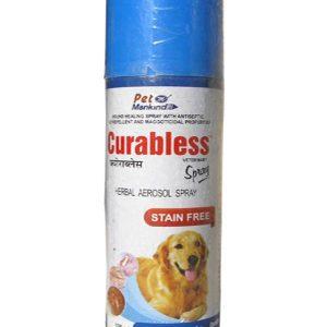 Mankind Curabless Herbal Aerosol Spray 100ml