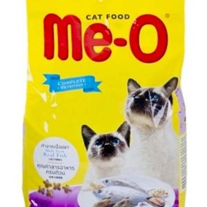 Me-O Sea Food Flavor Cat Food 7 kg