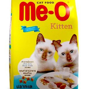 Me-o kitten food ocean fish 1.2 kg