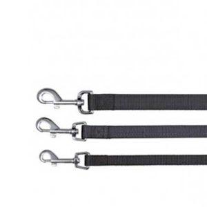 Trixie Classic Lead Nylon strap, size M Ð L, Black