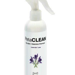 Petacom Lavender Love Dry Bath Waterless Shampoo 225Ml