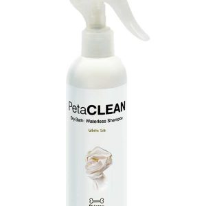 Petacom White Silk Dry Bath: Waterless Shampoo (225ml)