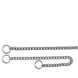 Trixie Choke Chain, Stainless Steel Size 21.5Ó/2.5 mm