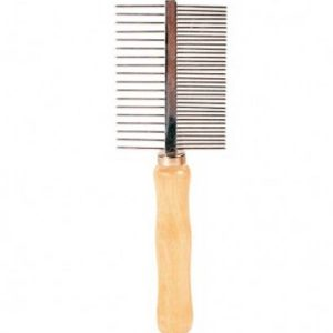 Trixie Double Sided Comb For Dog or cat