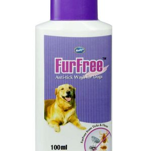 Venkys Furfree Shampoo 100 ml