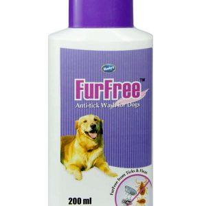 Venkys Furfree Shampoo 200 ml