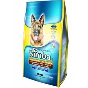 Simba Croquettes With Chicken Dog Food 10 kg