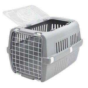 Savic Zephos 2 Carrier Grey For Pets