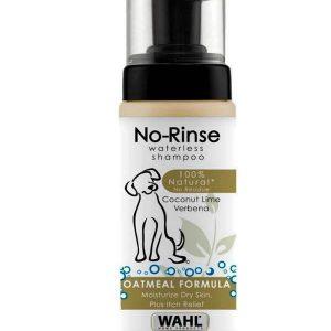 Wahl Natural No-Rinse Dog Shampoo 210Ml