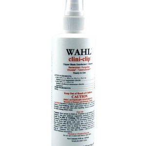 Wahl Clini Clip Blade Disinfectant & Cleaner Spray - 235 ml