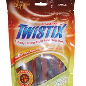 NPIC Twistix Tummy Love Peanut & Carob Flavor Small