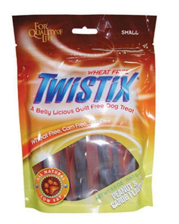 Npic Twistix Tummy Love Peanut Amp Carob Flavor Small