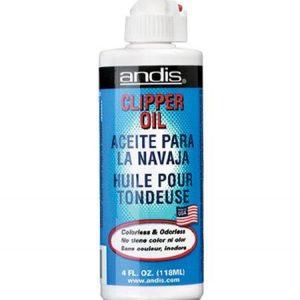 Andis Pet Clipper Blades Oil Bottle 120 ml