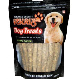 Fekrix Chew Stick Natural Flavor Dog Treats 450gm