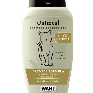 Wahl Oatmeal Natural Cat Shampoo 455ml