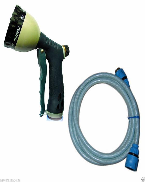 Toex Aeolus 8 Mode Water Sprayer With Hose Ws 001