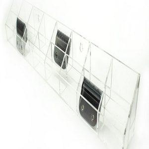 Toex Aeolus Acrylic Clipper Blade Organiser (BO-201)