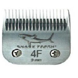 Toex Aeolus Shark Teeth Clipper Blade (ST-4F, 9mm)