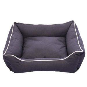 Dog Gone Smart Lounger Beds Pebble Grey EX-Large 37 X 31